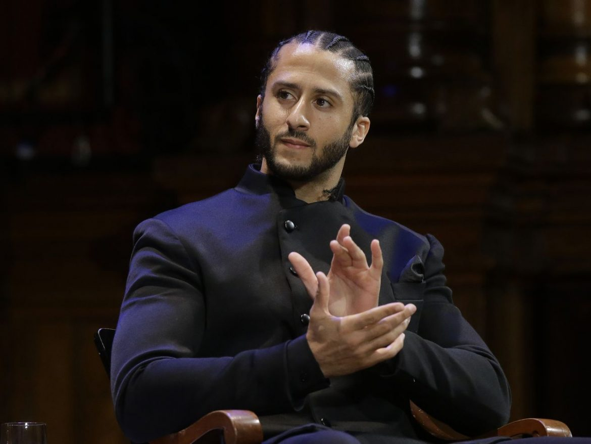 Colin Kaepernick's publishing company will release essays on policing, prisons