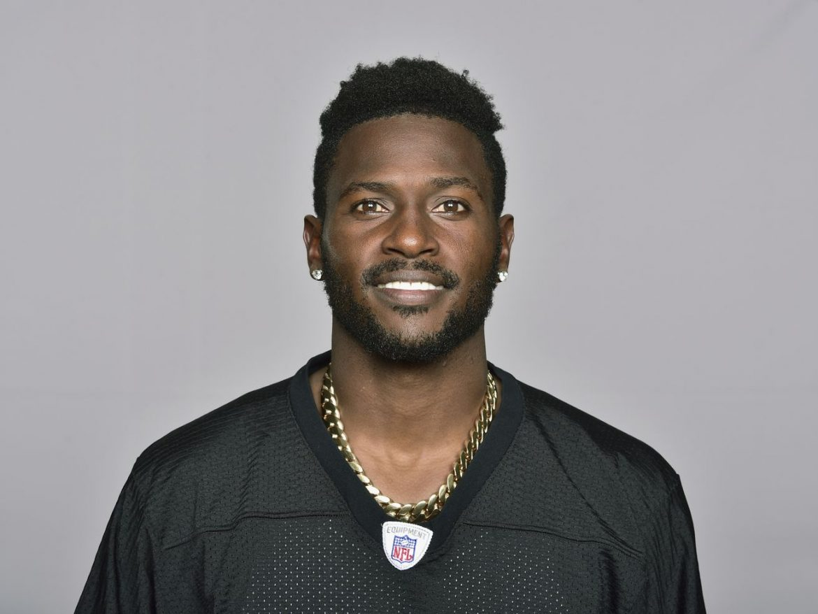 Is WR Antonio Brown interested in Bears? 'Nah, not with Nick Foles'