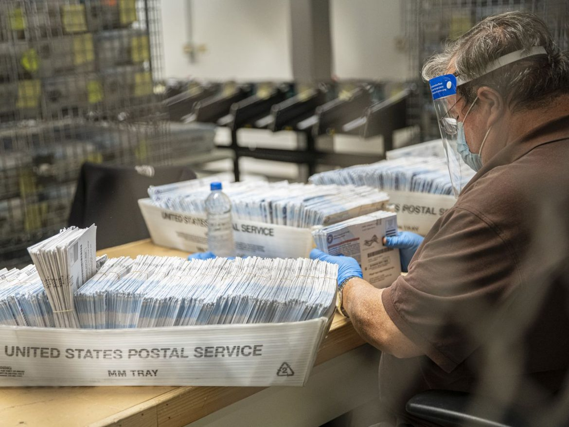 Suburban Cook voters can stop fretting over fate of mail ballots — but the final results? That's another matter