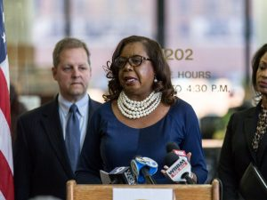 Court orders Dorothy Brown to halt planned updates to 'problematic' new case management system