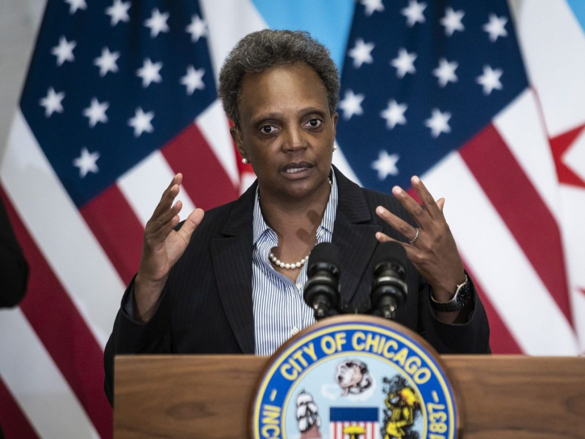 Lightfoot unveils pre-election security plan