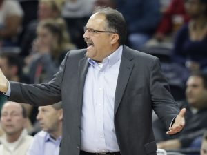 Pelicans hire Stan Van Gundy as new coach
