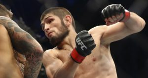 Undefeated UFC lightweight champion Khabib Nurmagomedov announces his retirement