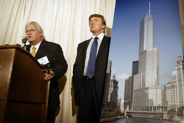 How Trump Maneuvered His Way Out of Trouble in Chicago