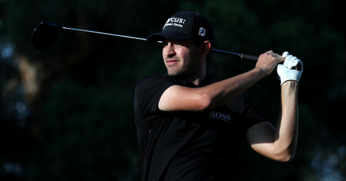 Patrick Cantlay, Martin Laird share lead going into final round in Las Vegas