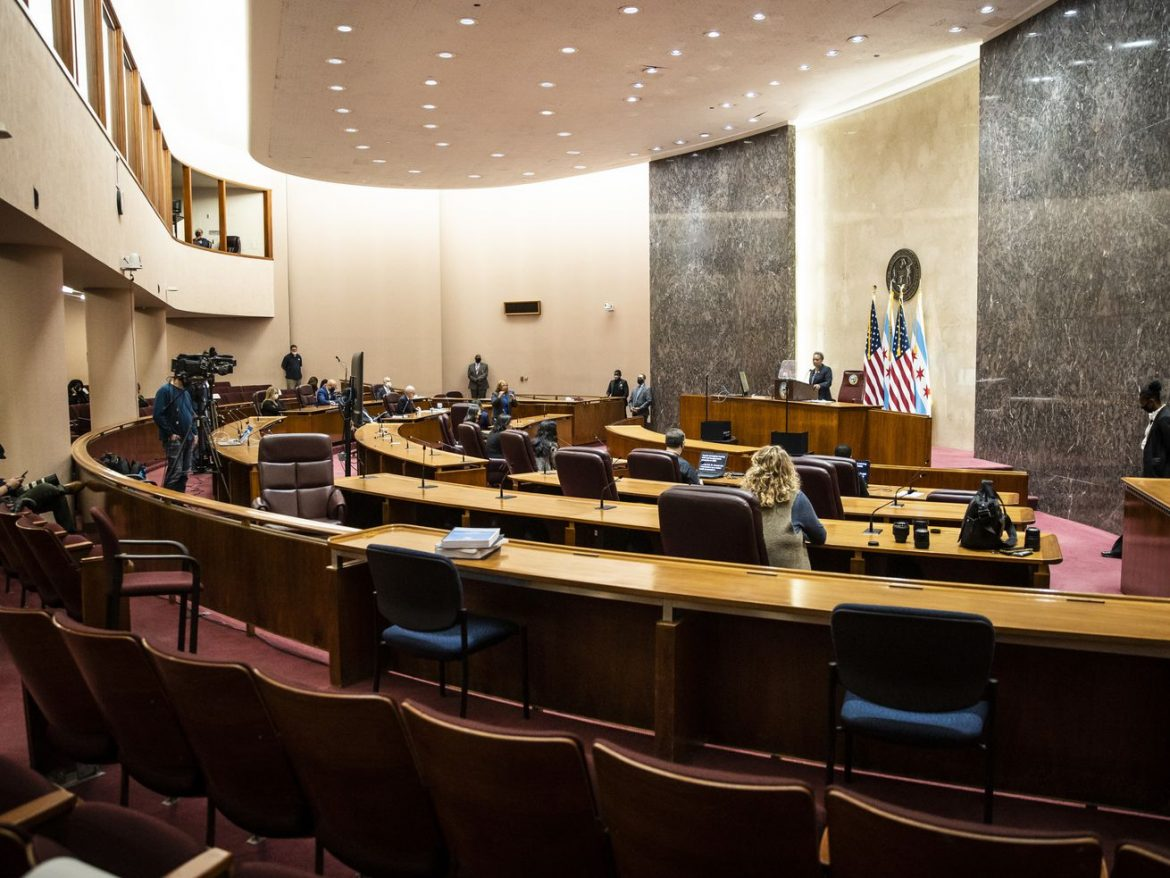 Dead set against higher taxes and layoffs, aldermen? Then come up with a better idea