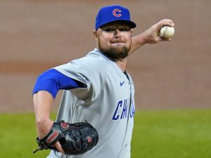 Cubs decline club option on LHP Jon Lester; will pick up Rizzo's option for 2021