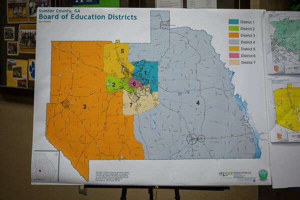 A Voting Rights Battle in a School Board 'Coup'