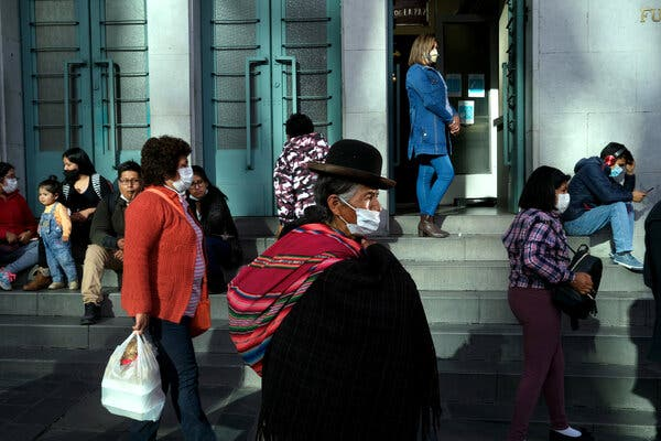 How Bolivia Overcame a Crisis and Held a Clean Election