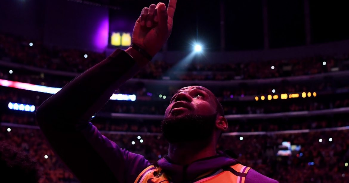 LeBron James is one win from title and respect of Lakers fans