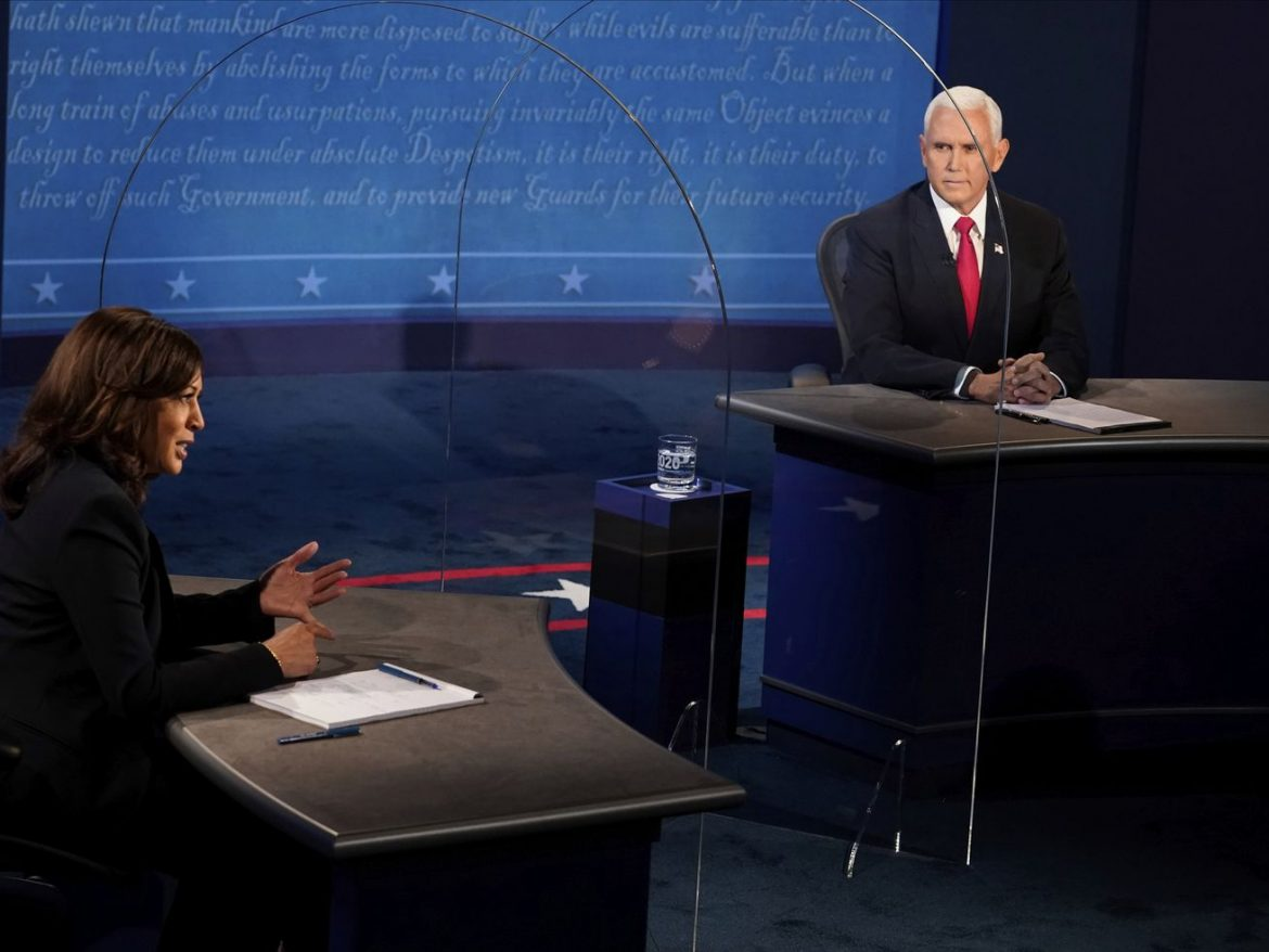 Here's Harris, Pence on 6 key issues during the vice presidential debate