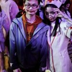 Thousands flock to Halloween parade in Wuhan, China