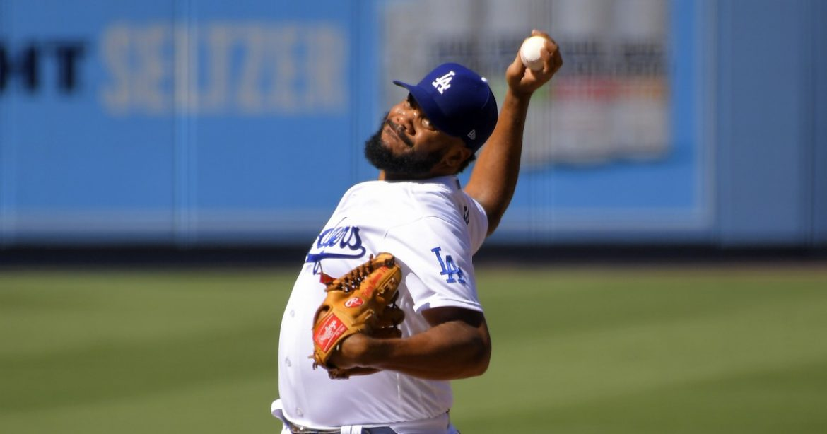 Dodgers' uncertainty of Kenley Jansen's ability to close goes all the way to the top