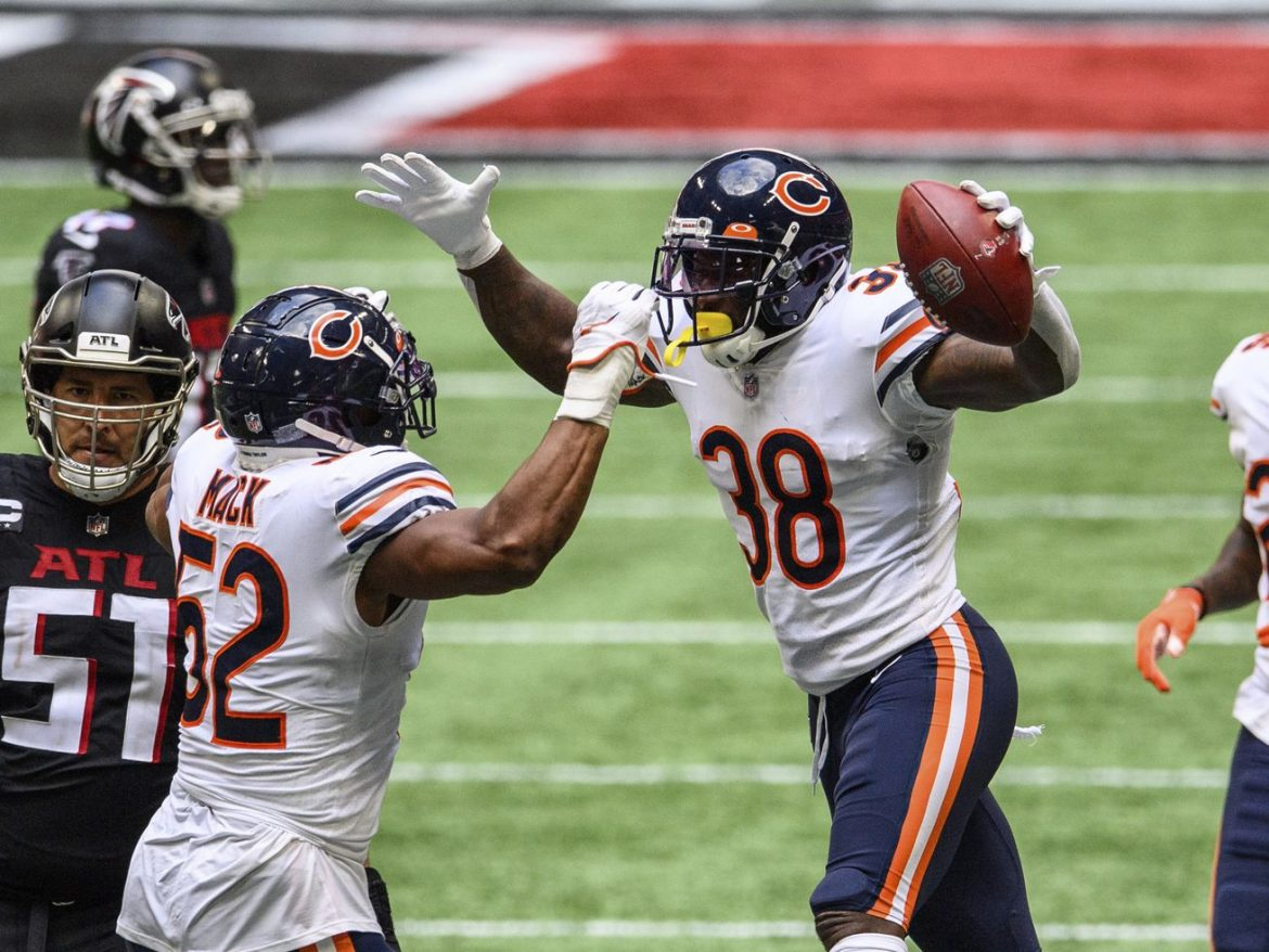 Bears notebook: Injury concerns, angry underdogs and more