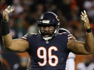 Source: No fine Bears DT Akiem Hicks for penalties in Rams game