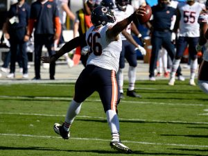 Akiem Hicks is as essential as ever to Bears, and he's good to go for Rams game
