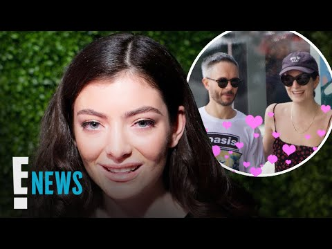 Lorde Spotted Kissing Rumored Boyfriend | E! News