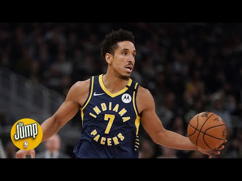 Malcolm Brogdon talks the Pacers' new coach and his Hoops4Humanity initiative | The Jump