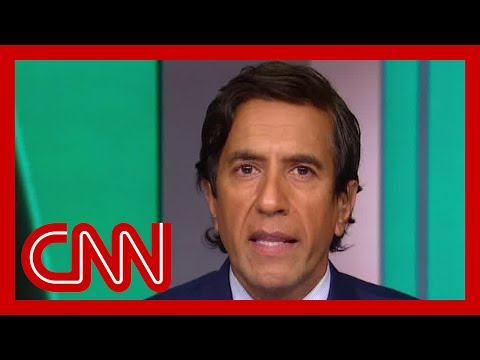 'The results were startling': Dr. Sanjay Gupta investigates Covid-19 spread at recent Trump rallies