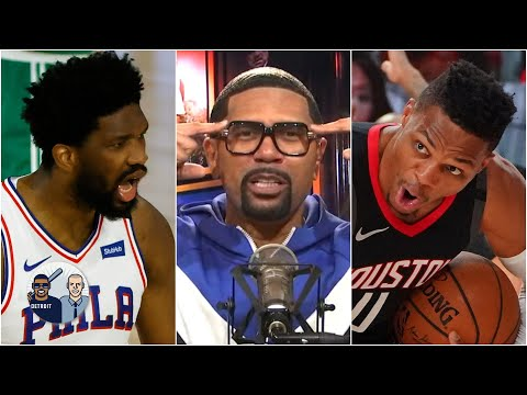 Jalen Rose proposes a Joel Embiid for Russell Westbrook trade | Jalen & Jacoby