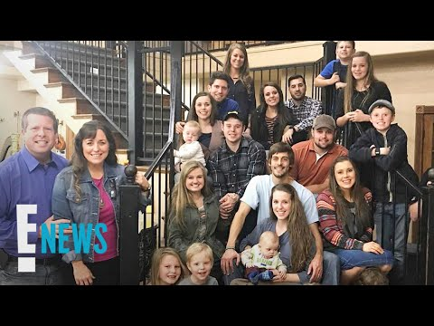 Duggar Family: How Many Grandkids & Counting?! | E! News