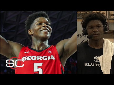 Anthony Edwards says being the top pick in the NBA Draft means bragging rights   SportsCenter