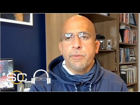 James Franklin on how Penn State is preparing for Ohio State at an empty Happy Valley   SC with SVP