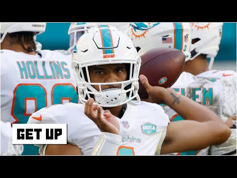 What to expect from Tua Tagovailoa in his 1st NFL start | Get Up