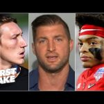 Tim Tebow on how Justin Fields' Heisman chances change with Trevor Lawrence's absence | First Take
