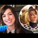 "Anne Hathaway Talks Pregnancy, ""The Witches"" & More 