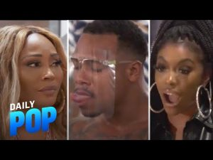 """RHOA"" Shocking Bachelorette Party Stripper Hook-Up 