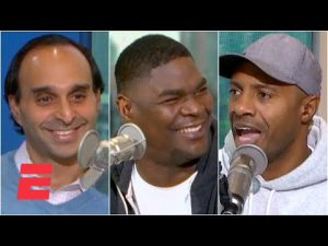 Keyshawn, JWill & Zubin list the type of Halloween candy they give to trick-or-treaters