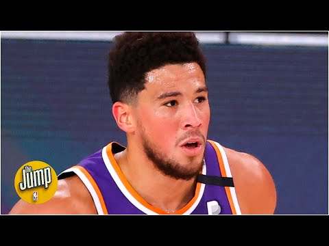 What's the ceiling for Phoenix Suns' Devin Booker? | The Jump