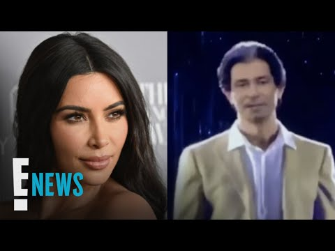 Kanye West Surprises Kim Kardashian With Hologram of Late Father | E! News