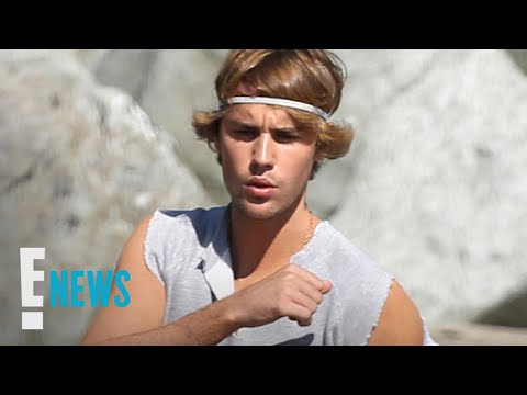 Justin Bieber Channels Rocky Balboa for New Music Video | E! News