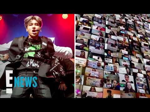 KCON:TACT Online Concerts Are Changing the Future of Live Music | E! News