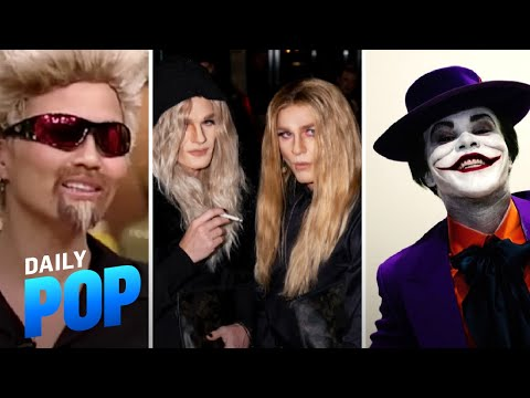 Halloween: Guess the Celebrity Wearing Spot-On Costumes | Daily Pop | E! News