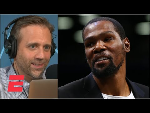 Max: Kevin Durant will enter the GOAT debate if he wins a title with the Nets | Max Kellerman Show