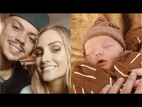 Ashlee Simpson & Evan Ross Welcome Baby Boy