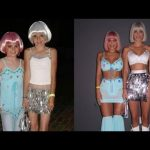 Kendall & Kylie Jenner Recreate Their Childhood Halloween Costumes