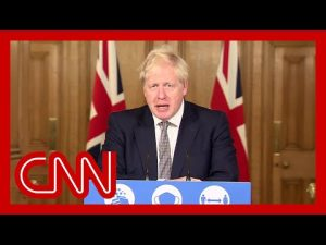 Boris Johnson: England will enter second national lockdown
