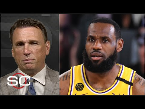 Reaction to the Los Angeles Lakers' Game 4 win vs. Miami Heat | SportsCenter
