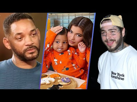 Will & Jada's Cry Lie, Chef Stormi & Post-Post Malone