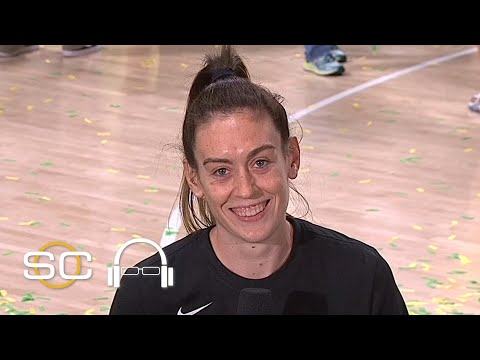 Breanna Stewart calls winning 2020 WNBA title with Seattle Storm 'one for the books' | SC with SVP