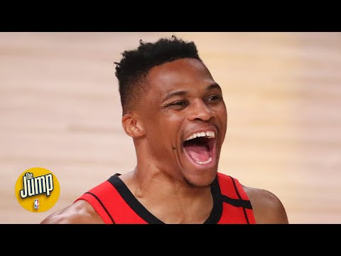 Russell Westbrook reportedly left an $8,000 tip to bubble hotel staff | The Jump