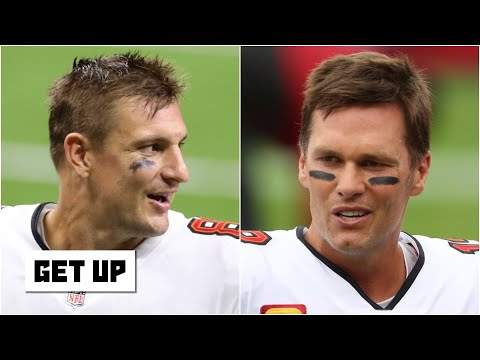 Tom Brady must make Rob Gronkowski a major part of the Bucs' offense – Domonique Foxworth | Get Up