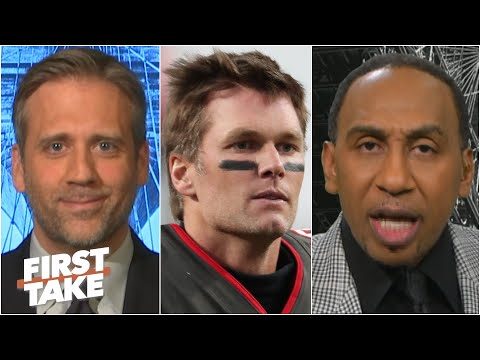 Stephen A. calls out Max for praising Tom Brady & not mentioning the 'Cliff Theory' | First Take