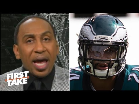 Stephen A. gets fired up talking about Darius Slay's comments on the 2020 NFL season | First Take