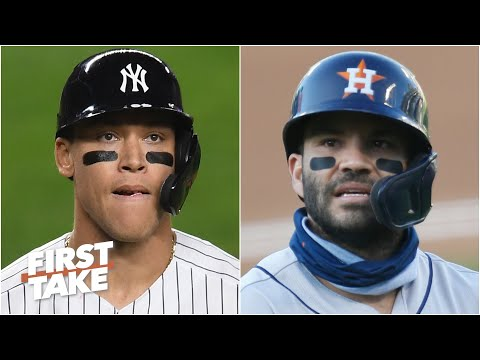 Discussing the Yankees vs. Rays series & the Astros' World Series chances | First Take