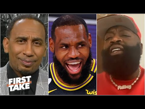 Rick Ross expects LeBron to blow NBA Finals lead: We've seen him do it before! | First Take